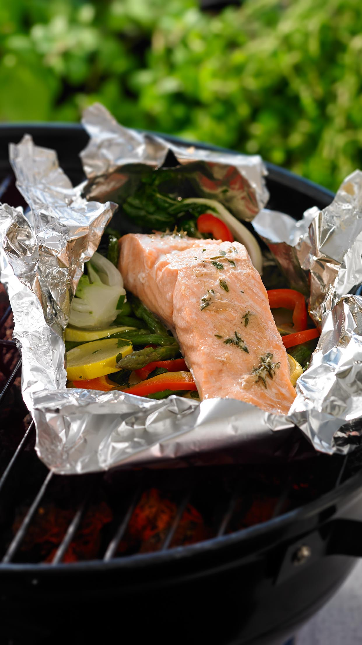 Entr es for Fish and veggie diet